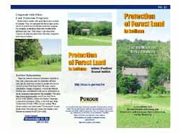 Protection of Forest Land in Indiana