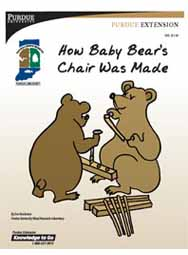 How Baby Bear's Chair Was Made