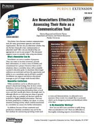 Are Newsletters Effective? Assessing Their Role as a Communication Tool