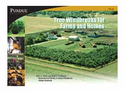 Tree Windbreaks for Farms and Homes