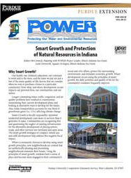 Smart Growth and Protection of Natural Resources in Indiana