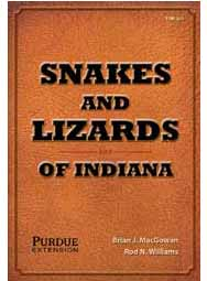 Snakes and Lizards of Indiana