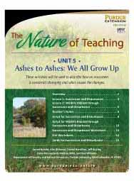 The Nature of Teaching: Unit 5, Ashes to Ashes: We All Grow Up