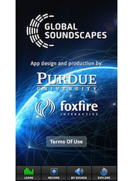 Soundscape Recorder (iOS app)