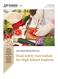 Safe Food Handling Practices: Food Safety Curriculum for High School Students