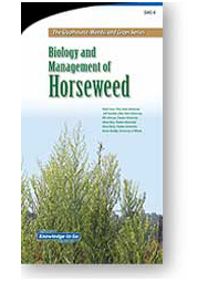 Glyphosate, Weeds, and Crops: Biology and Management of Horseweed
