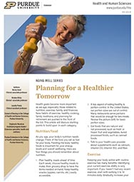 Aging Well: Planning for a Healthier Tomorrow