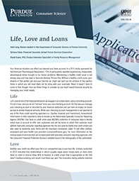 Life, Love and Loans