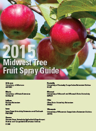 2015 Midwest Tree Fruit Spray Guide