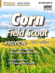 Corn Field Scout Preview app for Android (free preview version)