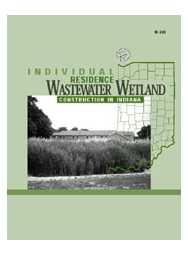 Individual Residence Wastewater Wetland Construction in Indiana