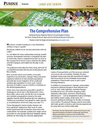 Land Use: The Comprehensive Plan