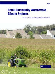 Small Community Wastewater Cluster Systems
