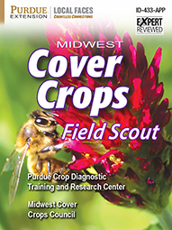 Midwest Cover Crops Field Scout App (iOS)