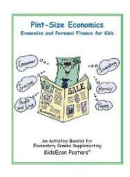 Pint-Size Economics (24 different lessons)