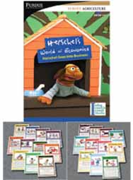 Herschel Goes into Business DVD / Poster Combo