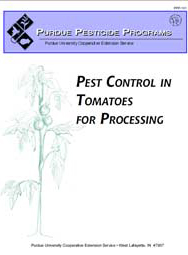 Pest Control in Tomatoes for Processing