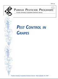 Pest Control in Grapes