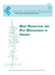 Mint Production and Pest Management in Indiana