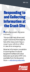 Responding to and Collecting Information at the Crash Site (bookmark)