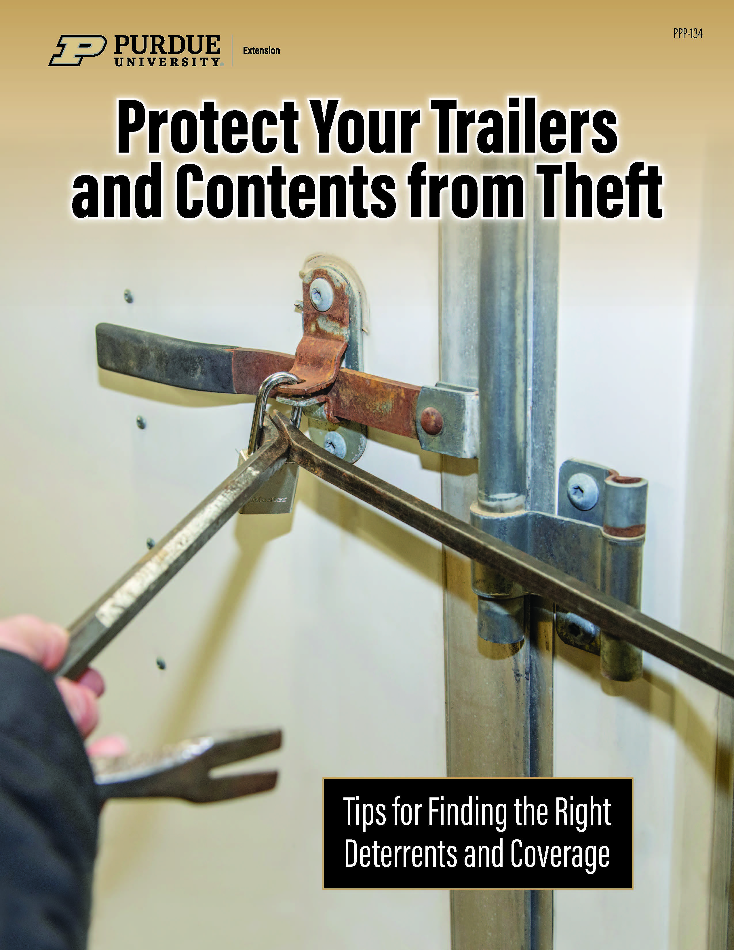 Protect Your Trailers and Contents from Theft: Tips for Finding the Right Deterrents and Coverage