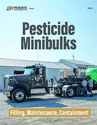 Pesticide Minibulks - Filling, Maintenance, Containment