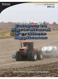 Agricultural Fertilizer Applicator Training Manual