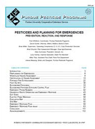 Pesticides and Planning for Emergencies