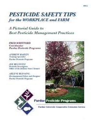 Pesticide Safety Tips for the Workplace and Farm