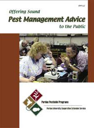 Offering Sound Pest Management Advice to the Public