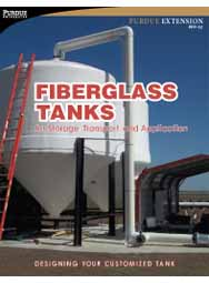 Fiberglass Tanks for Storage, Transport, and Application: Designing Your Customized Tank