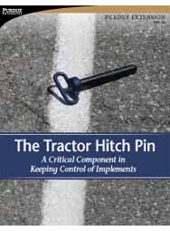 The Tractor Hitch Pin: A Critical Component in Keeping Control of Implements