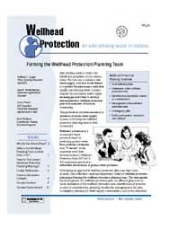 Forming the Wellhead Protection Planning Team