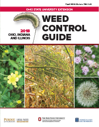 2018 Weed Control Guide for Ohio, Indiana, and Illinois
