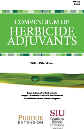 Compendium Of Herbicide Adjuvants, 2016 Edition