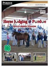 Horse Judging @ Purdue: Multi-breed Judging